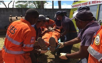 Vanuatu Emergency & Disaster Preparedness Vocational Training